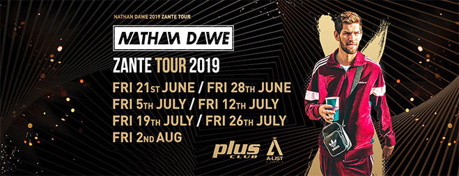 kavos events july 2019