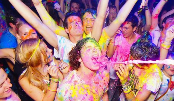 Paint Party Header